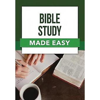 Bible Study Made Easy by Paul Carden - 9781628623437 Book