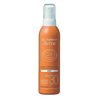 Spray Solbeskytter Avene Solaire Haute SPF 30 (200 ml)