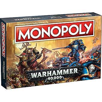Monopoly Warhammer 40K Edition