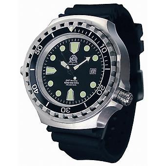 Tauchmeister T0256 Diver Craft 1000 m XXL automatisch horloge