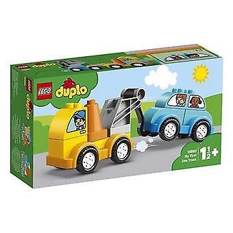 Crane Lorry Duplo Lego 10883