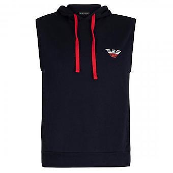 Emporio Armani Sous-vêtements Jersey sans manches Sweat Sweat Marine 111898 0P571