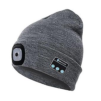 Simply Wholesale Bluetooth LED Hat