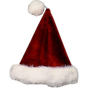 Santa Hat Red Plush