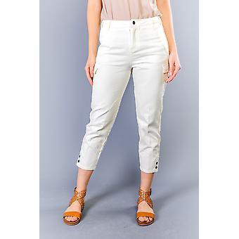 Women's Beige Twinset Pants