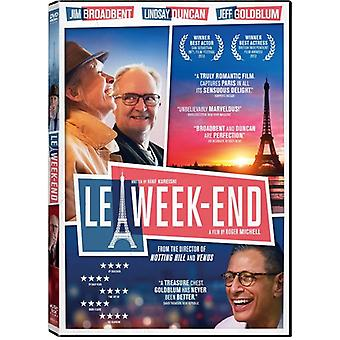 Le Week-End [DVD] USA import