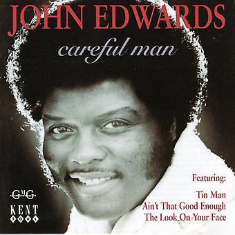 John Edwards - importazione USA uomo prudente [CD]