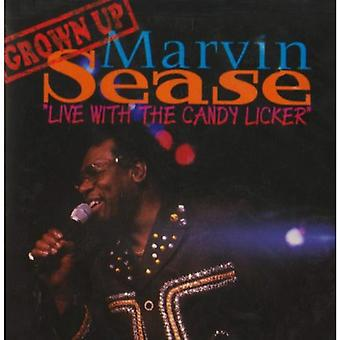 Marvin Sease - Live with the Candy Licker [CD] USA import