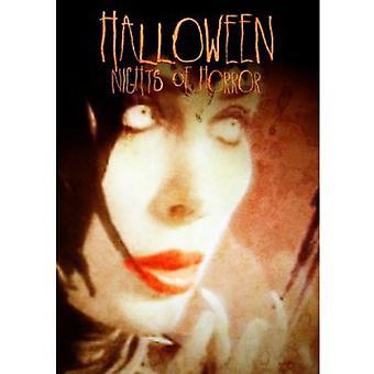 Halloween Nights of Horror [DVD] USA import