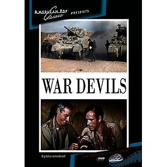 War Devils [DVD] USA import