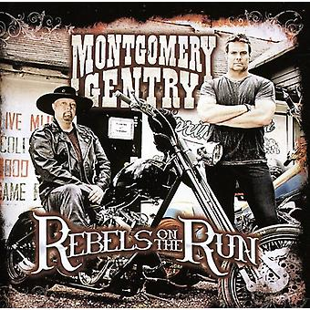 Montgomery Gentry - Rebels on the Run [CD] USA import