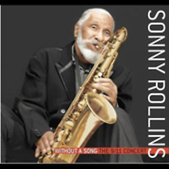 Sonny Rollins - Without a Song [CD] USA import