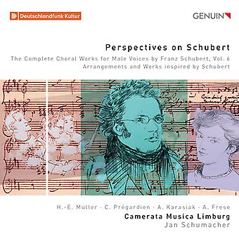 Perspectives On Schubert 6 [CD] USA import