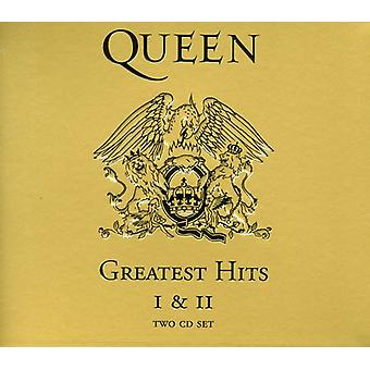 Queen - Greatest Hits I & II [CD] USA import