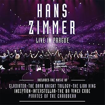 Zimmer*Hans - Live in Prague [Vinyl] USA import