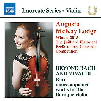 Baltzar / Lodge - Raras Obras Desacompanhadas para Violino Barroco [CD] IMPORTAÇÃO EUA