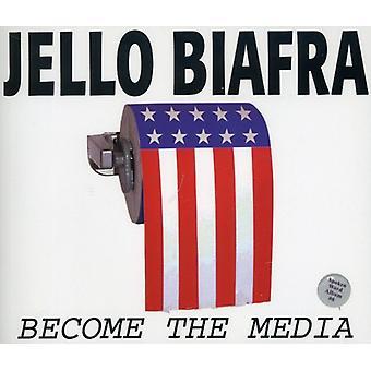 Jello Biafra - Become the Media [CD] USA import