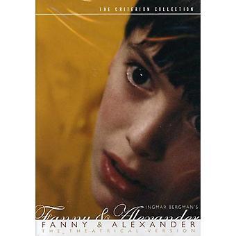 Fanny & Alexander [DVD] USA importerer