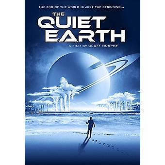 Quiet Earth [Blu-ray] USA import
