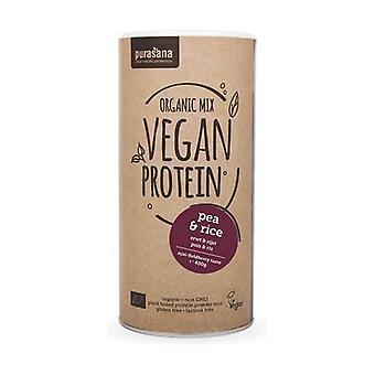 Protein of Peas, Rice, Forest Fruits, Acai 400 g of powder