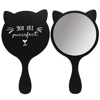 Something Different Cat Handheld Mirror