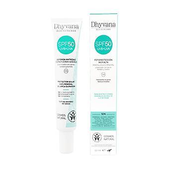 Sunscreen SPF 50 50 ml of cream