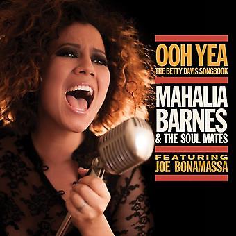 Barnes, Mahalia & - Ooh Yes!-the Betty [CD] USA import