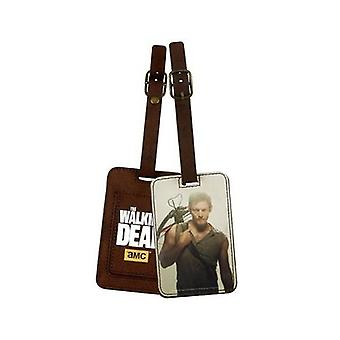 Luggage Tag - The Walking Dead - Daryl Dixon - Licensed - TWD-L113