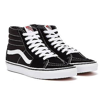 Vans SK8 Hi Black / White Trainers