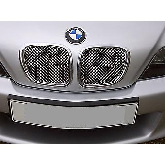 BMW Z3 Top Grille Set (1996 to 2002)