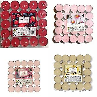 Prices Candles Scented Tealights (Pack of 25)