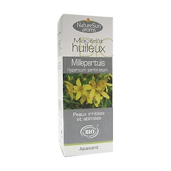Organic St John's Wort oily macerate 50 ml of essential oil