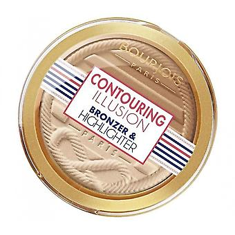 Bourjois Contouring Illusion Bronzer & Highlighter