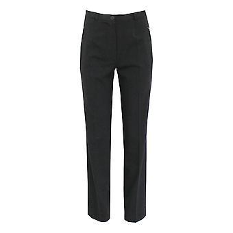ROBELL Robell Black Trouser Sandra 51401 5405 90
