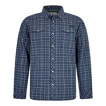 Braunton Långärmad Rutig skjorta