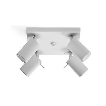 Plafond Ring 4 White