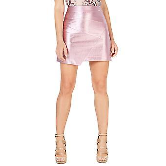 Guess | Hester Asymmetrical Metallic Skirt