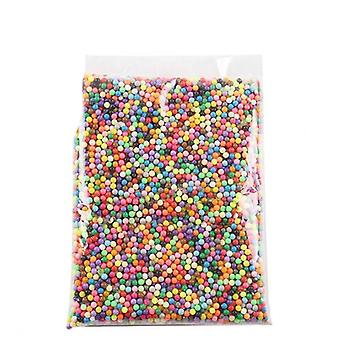 6000pcs / 24 Colors Refill Beads Puzzle Diy Water Spray Beads Set Ball Toy