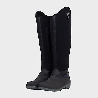Nieuwe Mark Todd Men's Winter Riding Boots Zwart
