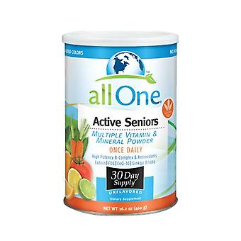 Alle One Active Senioren Formule, 30 Day levering 15.9 Oz