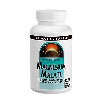 Quelle Naturals Magnesium Malate, 360 Tabs