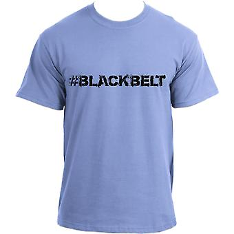 Blackbelt Martial Arts T shirt - Brazilian Jiu Jitsu #Blackbelt MMA UFC BJJ T-shirt For Men