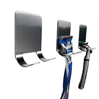 1pc 304 Stainless Steel Razor Holder - Men]s Razor Stand