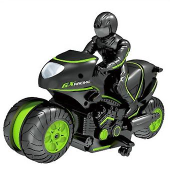 Mini Stunt Electric Motorcycle With Remote Control
