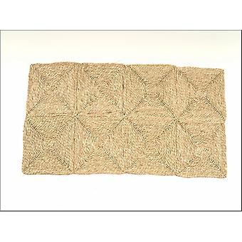 Dandy Vietnamese Seagrass Mat Square 122 x 61cm