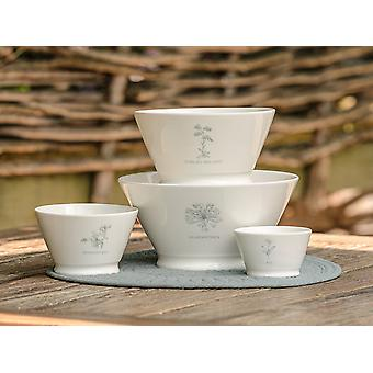 Mary Berry Serve Bowl Medium Forget Me Not MBGFBOWLMED