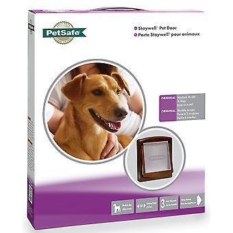Petsafe Staywell alkuperäinen 2 tapa PET ovi