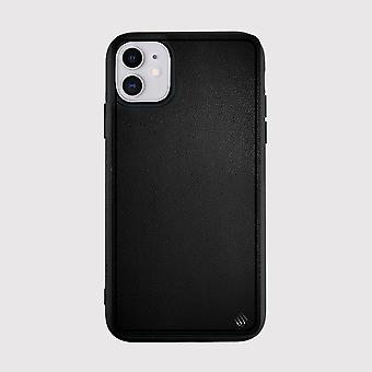 Étui Eco Leather Black iPhone 11