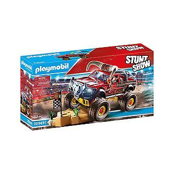 Playmobil 70549 Stunt Show Tjur Monster Truck