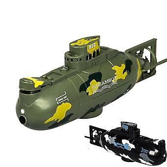 High-speed Motor Remote Control Simulation Submarine Electric Mini Submarine
